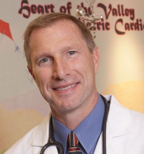 Dr. Andrew Maxwell - Pediatric Cardiologist